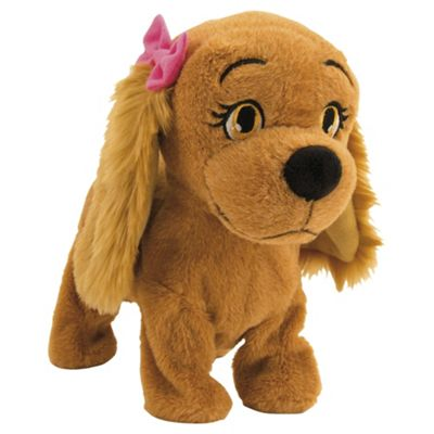 Club Petz Lucy the Interactive Dog Soft Toy
