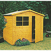 Finewood 10x6 Wooden Shed with Heavy Framing & Security Hinge
