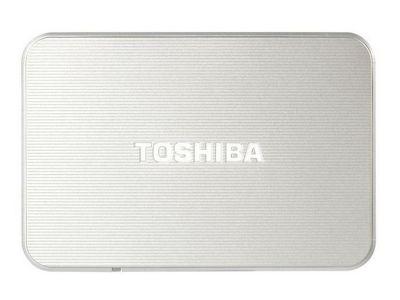 TOSHIBA - TOSHIBA STOR.E EDITION 1TB Silver Data Recovery