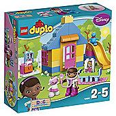LEGO DUPLO Doc McStuffins Clinic 10606
