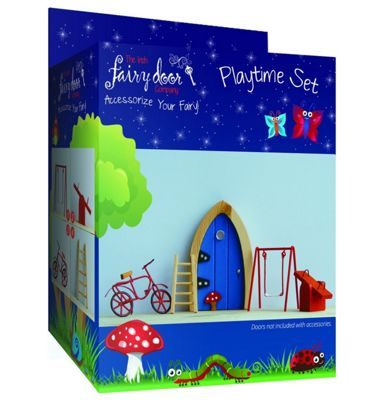 Irish Fairy Door - Playtime Set