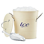 Andrew James Vintage Style Ice Bucket with Scoop