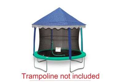 8ft Jumpking Star Canopy Tr&oline Tent  sc 1 st  Tesco & Buy 8ft Jumpking Star Canopy Trampoline Tent from our Trampoline ...