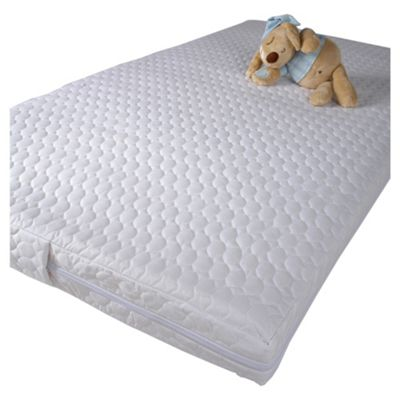 Mamas & Papas Mattress Cover, Cotbed