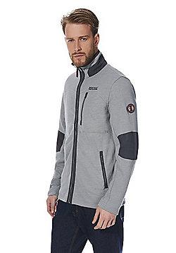 Regatta Caedin Zip-Through Sweatshirt - Grey