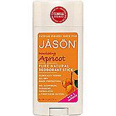 Jason Apricot Deodorant Stick 71g