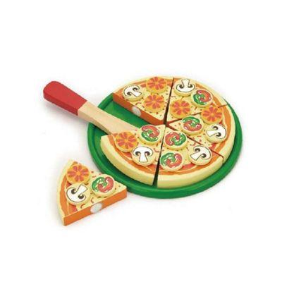 Viga Wooden Cutting Pizza