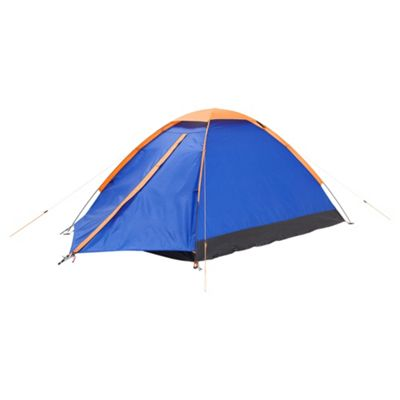Tesco 2 Man Tent with Porch  sc 1 st  Tesco : 4 man pop up tent tesco - memphite.com