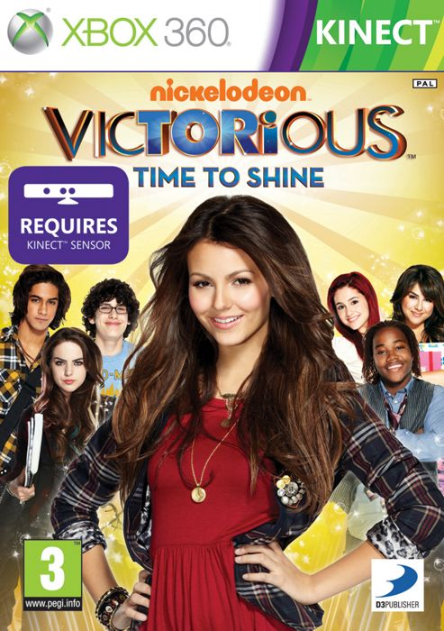 Victorious Time To Shine (Xbox 360)