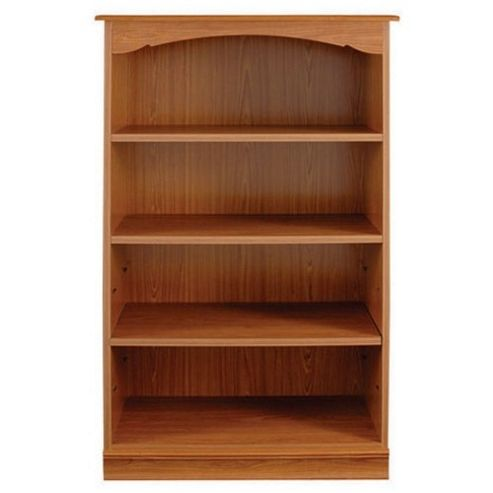 Caxton Lichfield Medium Wide Bookcase