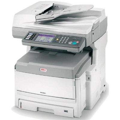 OKI MC851DN A3 Colour Multifunction LED Laser Printer