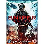 Sniper Elite DVD