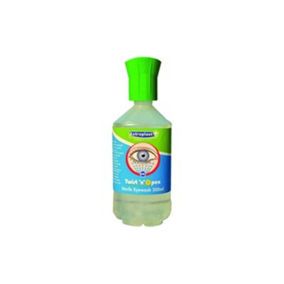 Wallace Cameron Sterile Eye Wash 500ml Pack of 2 2405093