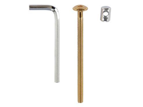 Basic P/P 23629 Screw/Nut Kit Bunk Beds