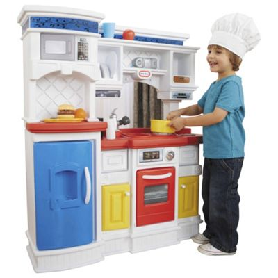 buy little tikes gourmet prep u0027n serve kitchen from our cooking
