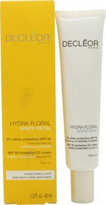 Decléor Hydra Floral White Petal Protective CC Cream SPF50 40ml