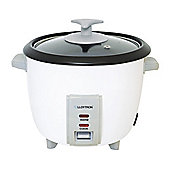 Lloytron 0.8L Automatic Rice Cooker - White