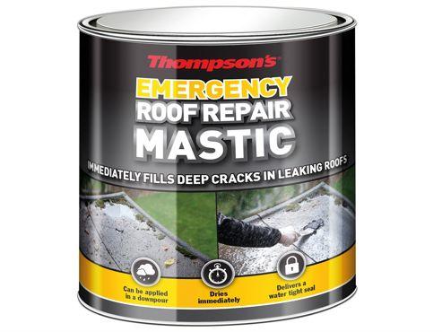 Ronseal Thompsons Emergency Roof Repair Mastic 750ml