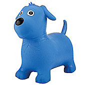 ToyStar Bouncy Dog Hopper Toy - Blue