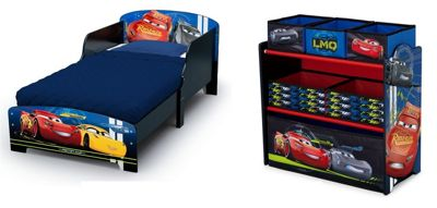 Delta Children Cars 3 Bedroom Set 3