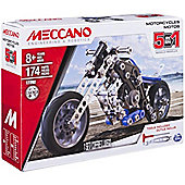 Meccano Motos 5 in 1 Model