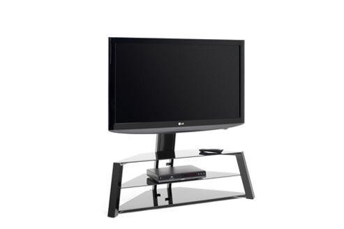 PY110CB Pyramid TV Stand for up to 50 inch TVs