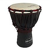 "World Rhythm 6"" Wooden Djembe Drum - Student Series"