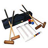 BGH Four Player Croquet Set