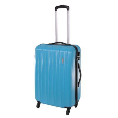 Pierre Cardin Ria ABS Medium Trolley Case - Blue