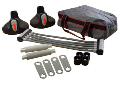 Confidence Fitness Set Inc Push Up Bars + Power Bands