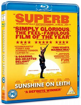 Sunshine On Leith - Bluray