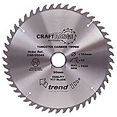 Trend - Craft saw blade 215mm x 24 teeth x 30mm - CSB/21524