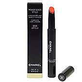 Chanel Rouge Coco Stylo Complete Care Coral Pink Lip Care 204 Article