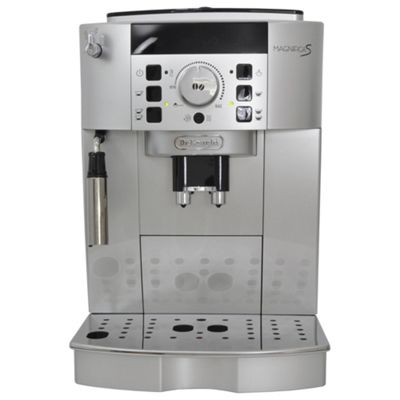 DeLonghi Magnifica Fully Automatic Espresso Coffee Machine - Silver