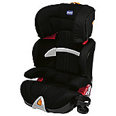 Chicco Oasys High Back Booster Car Seat without harness, Group 2-3, Black