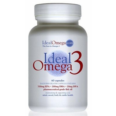 Glasgow Health Solution Ideal Omega Adult 60 Capsules