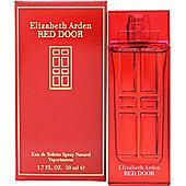 Elizabeth Arden Red Door Eau de Toilette (EDT) 50ml Spray For Women