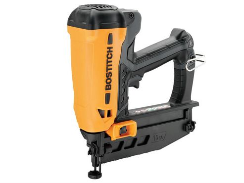 Bostitch GFN1664K-E Cordless 16 Gauge Finish Nailer 64mm 3.6 Volt 2 x 1.5Ah Li-Ion