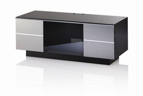 UK-CF G Series GG TV Stand - Inox