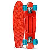 Madd Gear Skins Retro Cruiser - Red/Blue