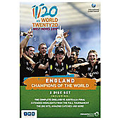 World Twenty20 West Indies 2010 - England, Champions of the World - Sport