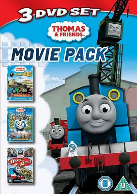 Thomas And Friends - Movie Pack  (DVD)