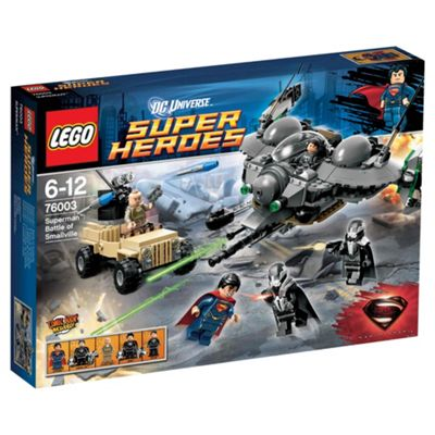LEGO Super Heroes Superman Battle of Smallville 76003 (Do Not Use)