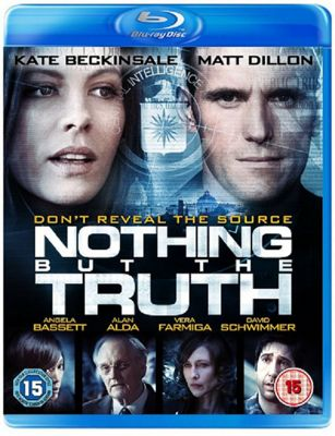 Nothing But The Truth Blu Ray