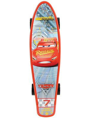 Disney Cars 3 Cruiser Skateboard