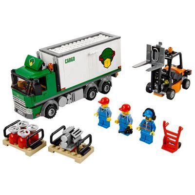 Lego City Cargo Truck - 60020