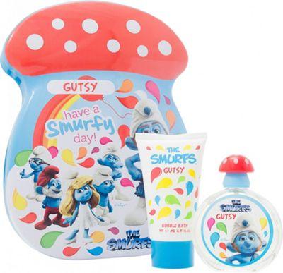 The Smurfs Gutsy Gift Set 50ml EDT + 75ml Bubble Bath For Men