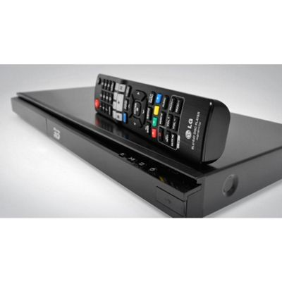 LG BP620 3D Blu-Ray/DVD Disc Player with Smart TV and Wireless Connectivity
