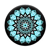 PopSockets - Official Expanding Stand and Grip for Smartphones and Tablets - Peace Mandala Sky