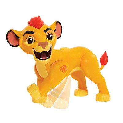 Disney The Lion Guard Single Figure - Kion
